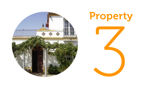 Property 3: Three bed house in Los Badalejos