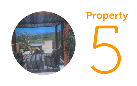 Property 5: Three-bed home in Sierra Altea