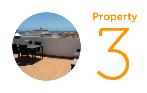 Property 3: Two-bed beach apartment