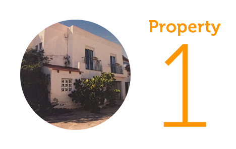Property 1: Three-bed cortijo in Mojacar