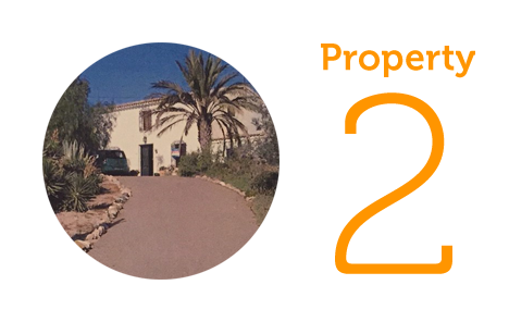 Property 2: Three-bed villa in Cucador