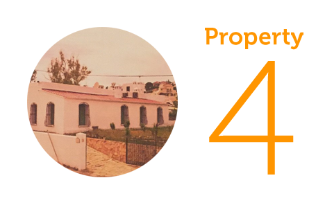 Property 4: Four-bed villa in El Pinar