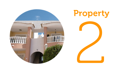 Property 2: Two-bed apartment in Dona Pepa