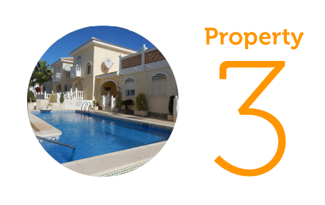 Property 3: Two-bed bungalow in Quesada
