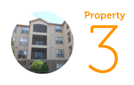 Property 3: Two bed condo in Davenport