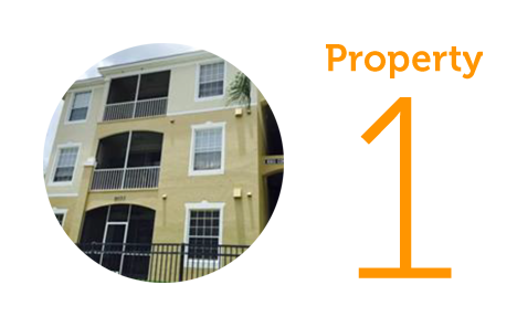 Property 1: Two bed condo in Windsor Palms