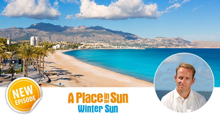 New! A Place in the Sun: Winter Sun - Costa del Sol, Spain