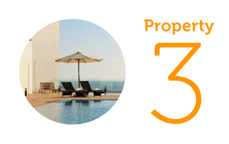 Property 3: Apartment in a modern resort