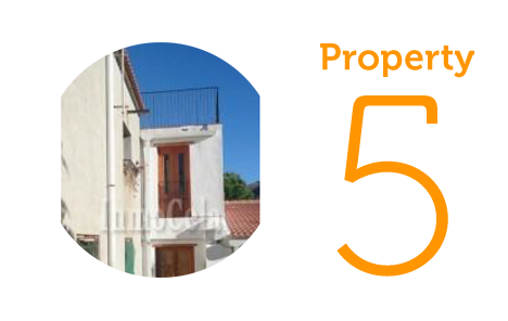 Property 5: One bed townhouse in Bayarque