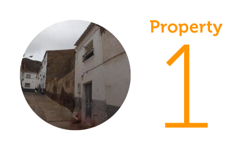 Property 1: Three bed townhouse in Purchena