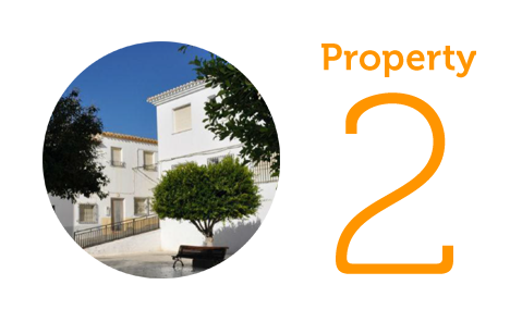 Property 2: Two bed house in Lijar