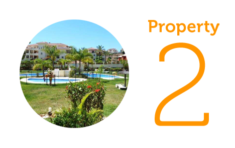 Property 2: Two bed apartment in La Cala Hills