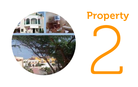 Property 2: Two bed apartment in Santa Maria