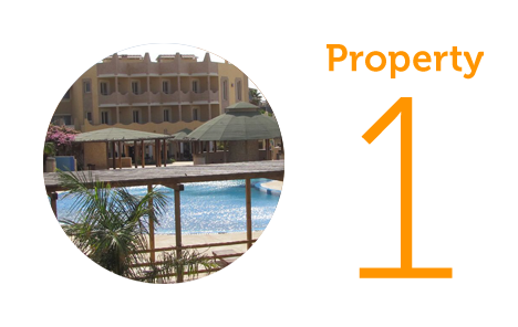 Property 1: Two bed apartment in Santa Maria