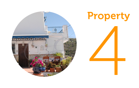 Property 4: Four bed home in El Borge