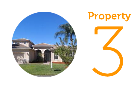Property 3: Four bed home in Cypress Preserve
