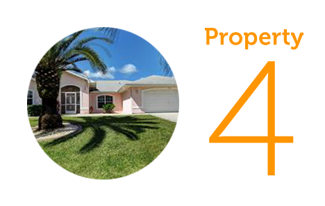 Property 4: Four bed home in Cape Coral