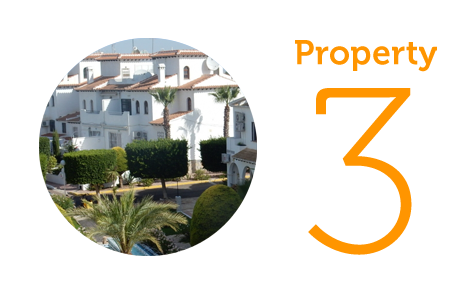 Property 3: Two bed apartment in Quesada