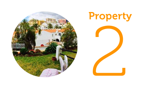 Property 2: Two bed apartment in Benalmadena Costa
