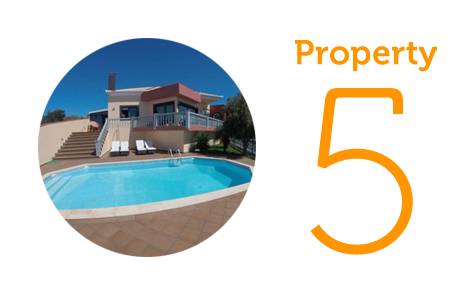 Property 5: Three bed house in Ponta do Sol
