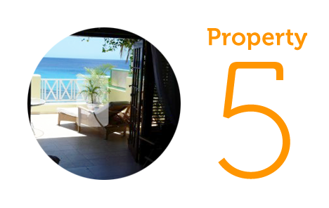 Property 5: Two bed penthouse in Speightstown