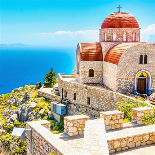 Greece overview