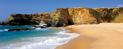 Beach in Alentejo
