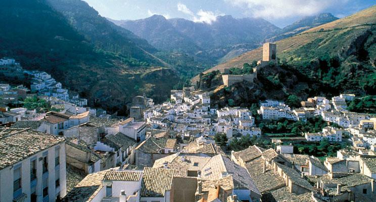 Five Minute Focus   Inland Andalucia