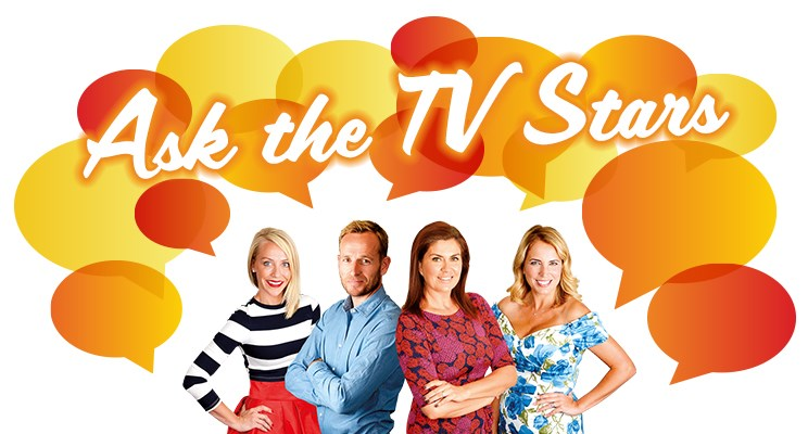 Ask Our TV Stars Your Questions