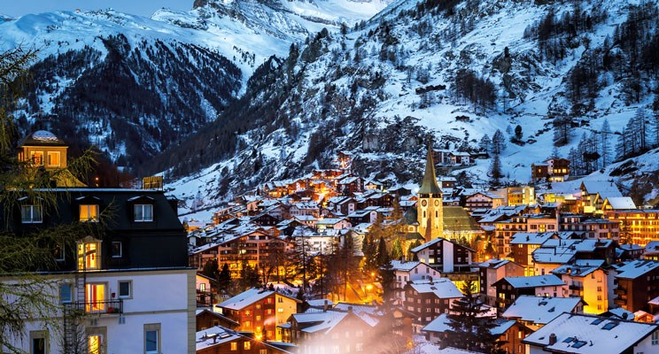 Buying A Ski Property In Spain