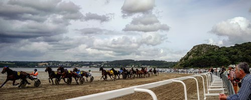 Horse racing in Brittany