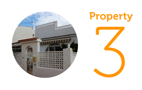 Property 3: Two bed bungalow in La Siesta