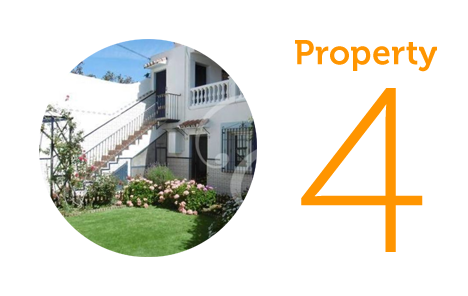 Property 4: Five-bedroom townhouse in Velez Malaga