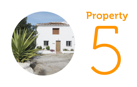 Property 5: Two-bedroom villa in Sedella