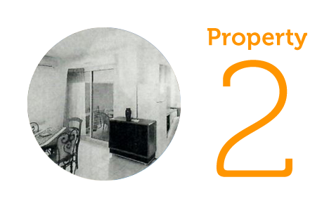 Property 2: One-bedroom apartment in Tabarke