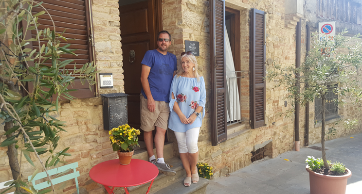 Case Study| Our Property in Tuscany