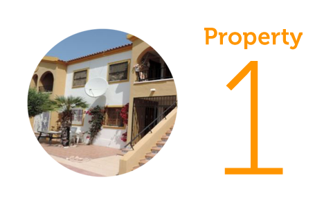 Property 1: Two-bedroom apartment in Playa Flamenca