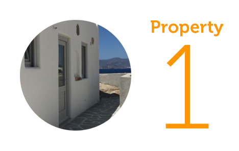 Property 1: Two bedroom house in Agia Anna