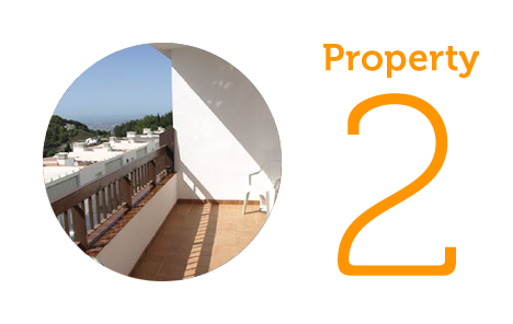 Property 2: Two bed apartment in Mijas