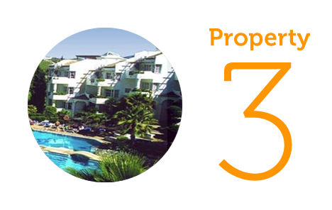Property 3:  Two bed apartment in Mijas Golf
