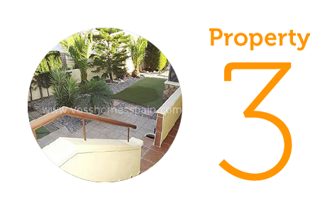 Property 3: Two bed villa in La Alfoquia