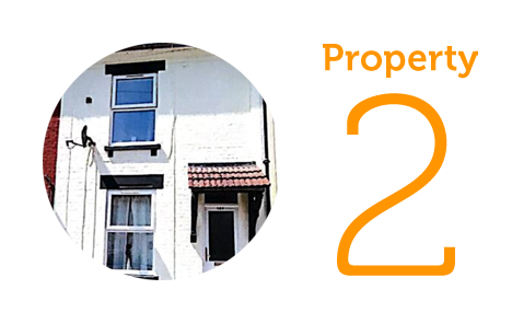 Property 2: Three bedroom house in Great Yarmouth