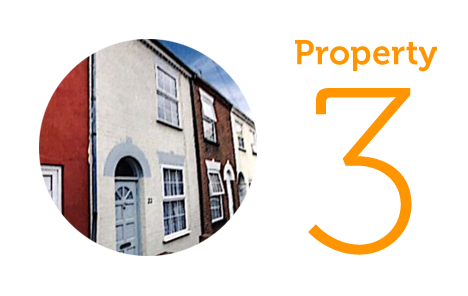 Property 3: Two bedroom house in Great Yarmouth