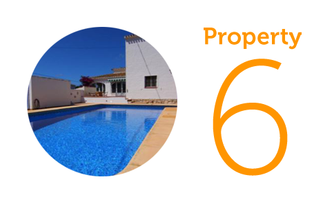 Property 6: Eight bedroom villa in Javea-Xabia