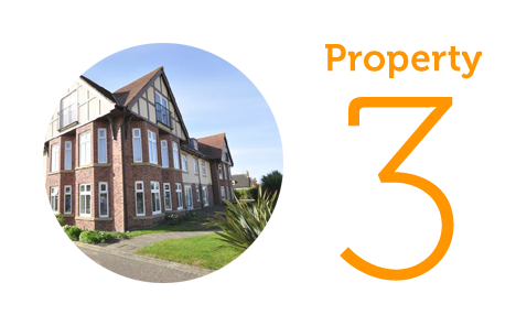 Property 3: Two bedroom apartment in Lytham St. Annes