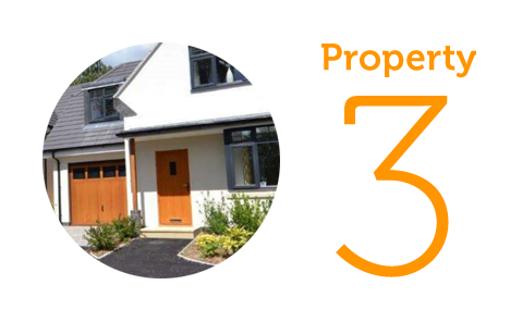 Property 3: Four bedroom house in Broadstone