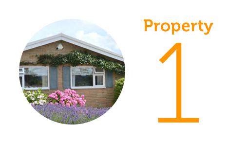 Property 1: Three bedroom bungalow in Lyme Regis