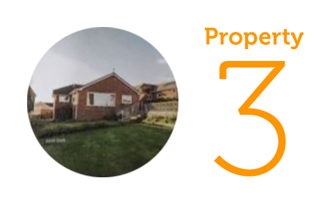 Property  3: Three bedroom house in Preston