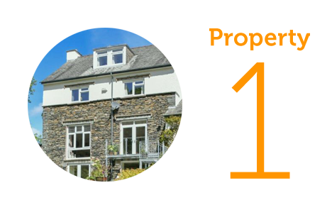 Property 1: Five bedroom house in Windermere