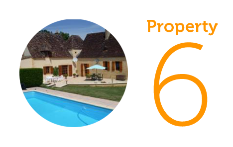 Property 6: Four bedroom house in Proche Lalinde